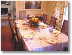 27744 thanksgiving dining room table