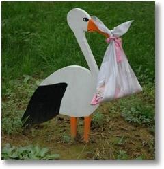 709649 delivery stork