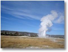900465 old faithful geyser