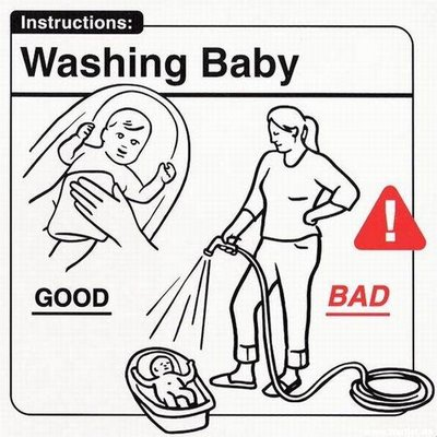 childcarefordummies12-washingbaby
