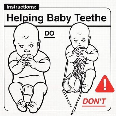childcarefordummies13-helpingbabyteethe