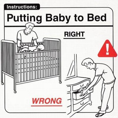 childcarefordummies19-puttingbabytobed
