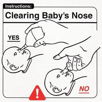childcarefordummies20-clearingbaby'snose