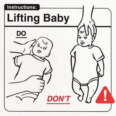 childcarefordummies4-liftingbaby
