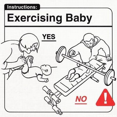 childcarefordummies8-exercisingbaby