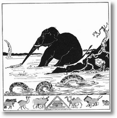 Justso elephantchild